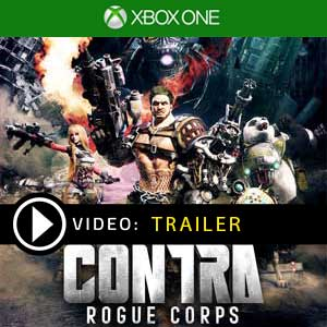 Contra Rogue Corps Xbox One Prices Digital or Box Edition