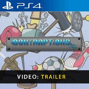 Contraptions PS4 Prices Digital or Box Edition