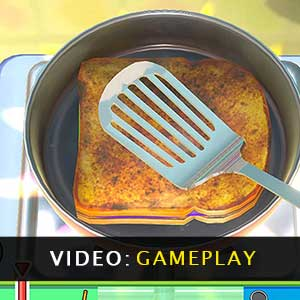 Cooking Mama CookStar Gameplay Video
