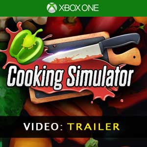 Cooking Simulator Video Trailer