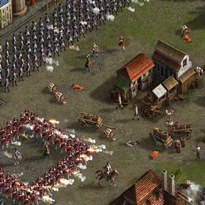 Cossacks 3 Colossal mass battles