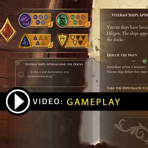 Court of Ashes Gameplay Video