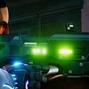Crackdown Super-Powered Agent