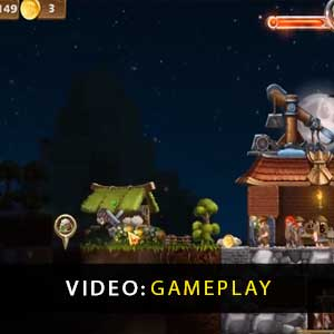 Craft The World Temples of 4 Elements Gameplay Video