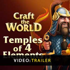 Craft The World Temples of 4 Elements