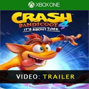 Crash Bandicoot 4 It's About Time Trailer Video