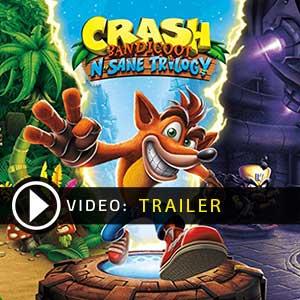 Buy Crash Bandicoot N. Sane Trilogy CD Key Compare Prices