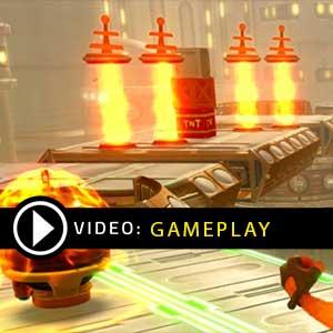Crash Bandicoot N. Sane Trilogy Xbox One Gameplay Video