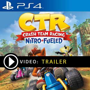 Crash Team Racing Nitro-Fueled PS4 Prices Digital or Box Edition