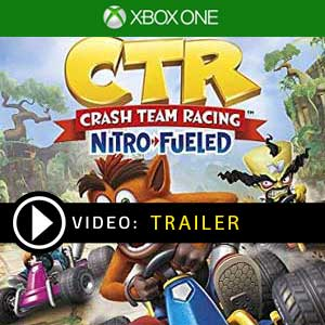 Crash Team Racing Nitro-Fueled Xbox One Prices Digital or Box Edition