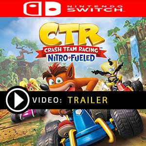 Crash Team Racing Nitro-Fueled Nintendo Switch Prices Digital or Box Edition