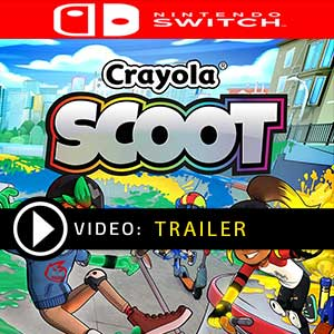 Crayola Scoot Nintendo Switch Prices Digital or Box Edition