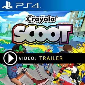 Crayola Scoot PS4 Prices Digital or Box Edition