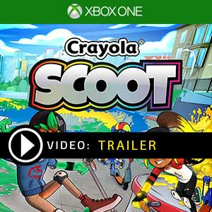 Crayola Scoot Xbox One Prices Digital or Box Edition