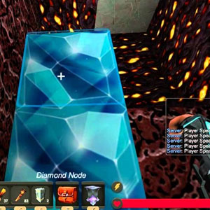 Creativerse Diamond Node