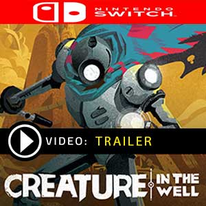 Creature in the Well Nintendo Switch Prices Digital or Box Edition