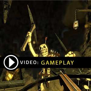 Crimson Keep PS4 Gameplay Video