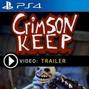 Crimson Keep PS4 Prices Digital or Box Edition