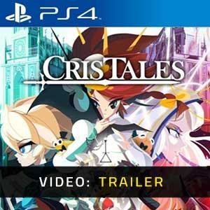 Cris Tales PS4 Video Trailer