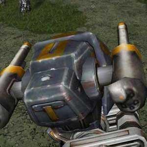 Chrome Specforce - Weapon