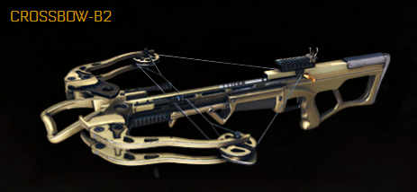 CoD Advanced Warfare crossbow
