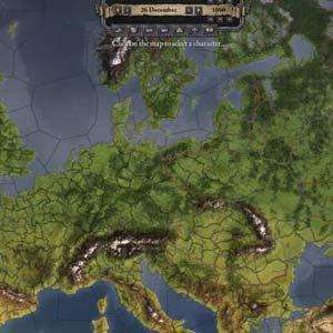 Crusader Kings 2 - World Map