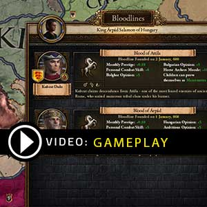 Buy Crusader Kings 2 Holy Fury CD Key Compare Prices