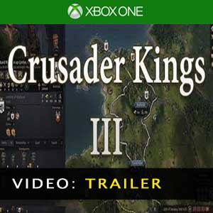 Crusader Kings 3 trailer video