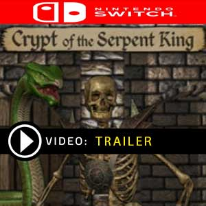 Crypt of the Serpent King Nintendo Switch Prices Digital Or Box Edition
