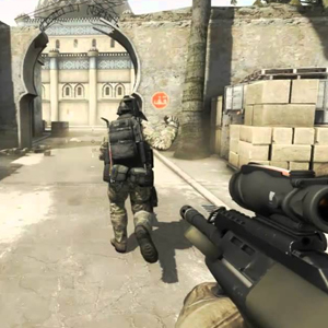 Counter-Strike Global Offensive de_dust2