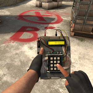 Counter-Strike: Global Offensive - Bomb