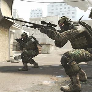 Counter-Strike Global Offensive gameplay video