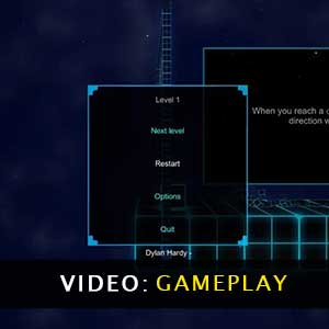 CUBE RUNNER Gameplay Video