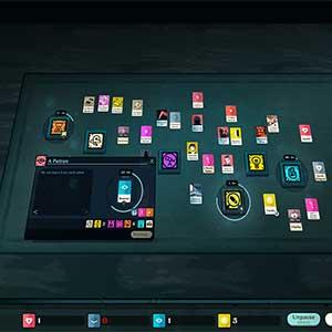 narrative card game