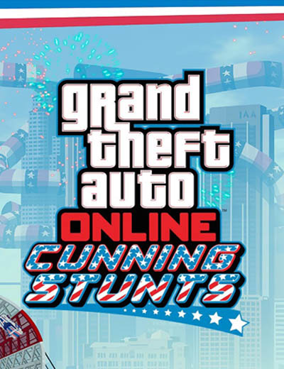 GTA Online Cunning Stunts Is One Heck Of A Ride!