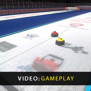 Curling World Cup Gameplay Video