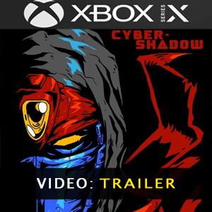 Cyber Shadow Xbox Series X Video Trailer