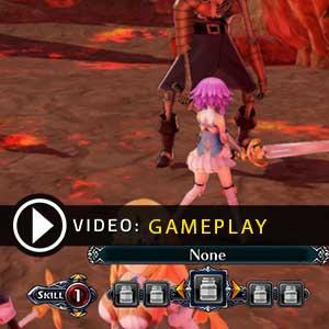 Cyberdimension Neptunia 4 Goddesses Online Gameplay Video
