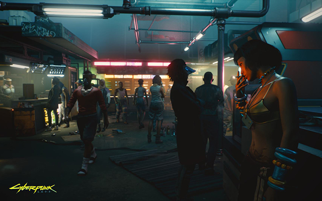 Cyberpunk 2077 Mature Rating