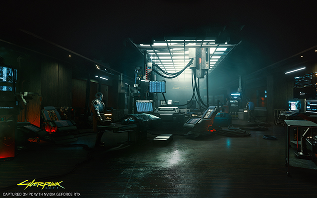 Cyberpunk 2077 Night City