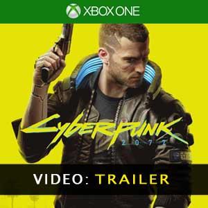 Cyberpunk 2077 trailer video