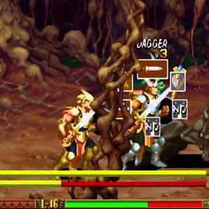 Dungeons & Dragons Chronicles of Mystara Fight