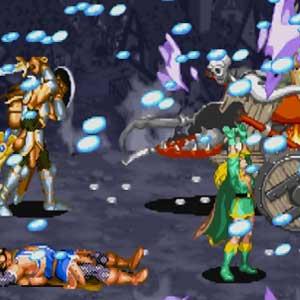 Dungeons & Dragons Chronicles of Mystara Gameplay