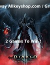 Giveaways : 2 CD Keys of Diablo 3 Reaper of Souls to win with Grubby