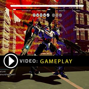 DAEMON X MACHINA Nintendo Switch Gameplay Video
