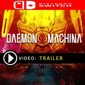 DAEMON X MACHINA Nintendo Switch Prices Digital or Box Edition