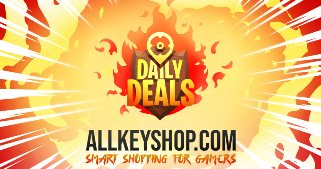 Allkeyshop Daily Deals Smart Shopping for Gamers