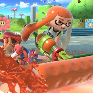 Smash Bros. Special- Mario