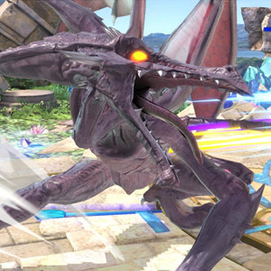 Smash Bros. Special- Dragon