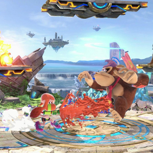 Smash Bros. Special- Arena